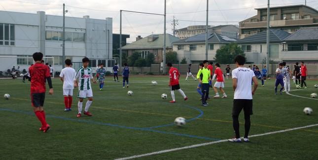高蔵 高校 サッカー 部